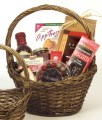 willow gift basket